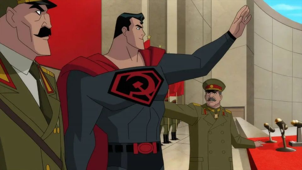 Superman: Red Son Movie Review for Parents