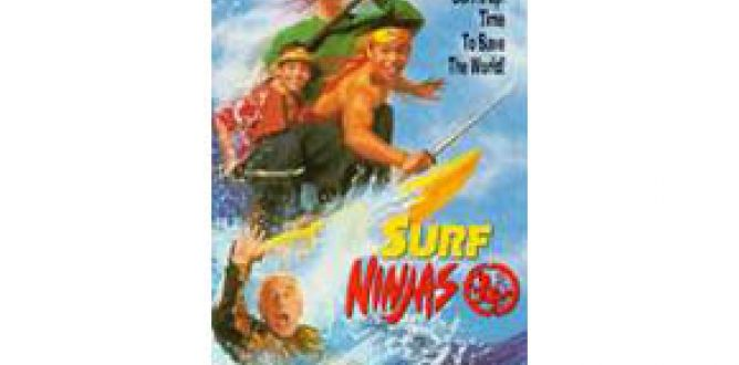 Picture from Surf Ninjas