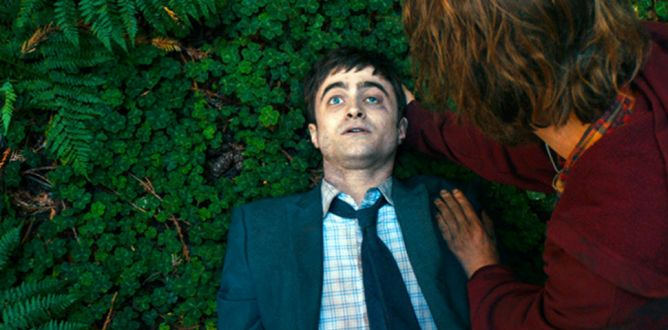 Swiss Army Man parents guide