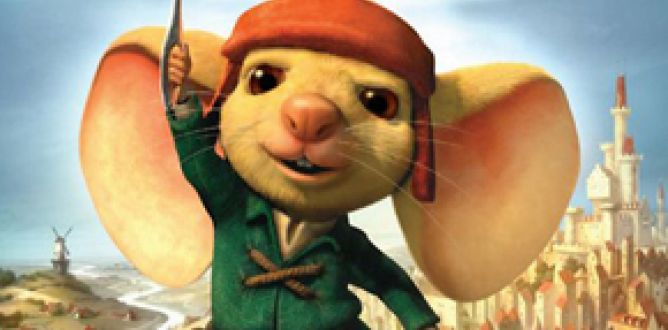 Picture from The Tale of Despereaux