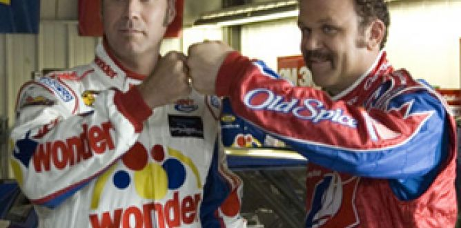 Picture from Talladega Nights: The Ballad of Ricky Bobby