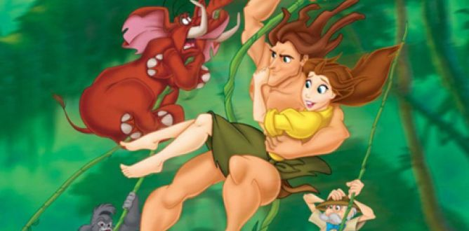 Tarzan (Disney's) parents guide