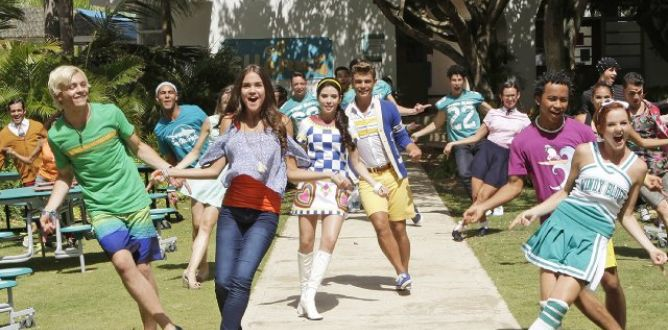 Picture from Teen Beach 2