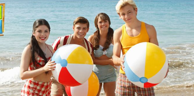 Teen Beach Movie parents guide