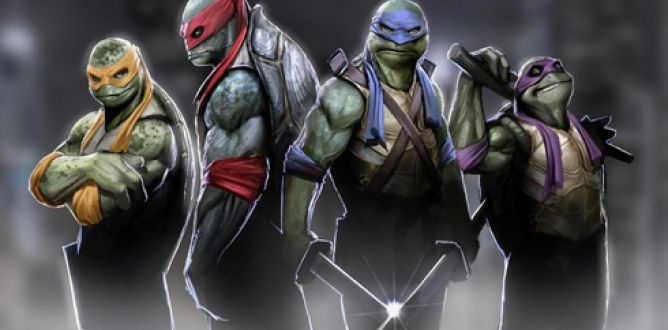 Picture from Teenage Mutant Ninja Turtles (2014)