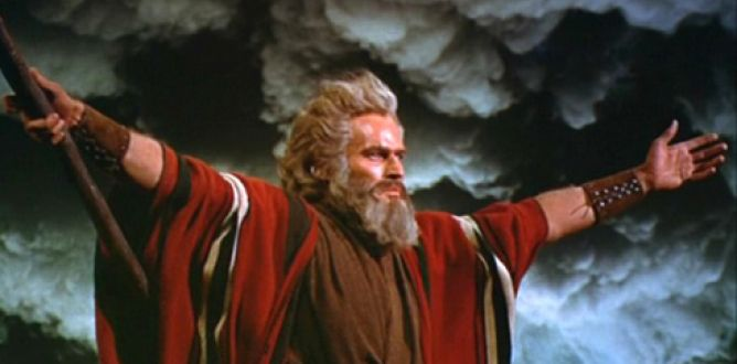 The Ten Commandments parents guide