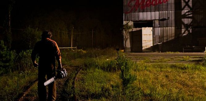 Picture from Texas Chainsaw