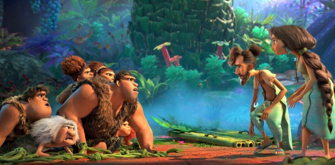 The Croods: A New Age parents guide
