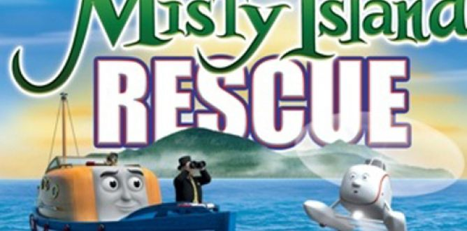 Thomas and Friends: Misty Island Rescue parents guide