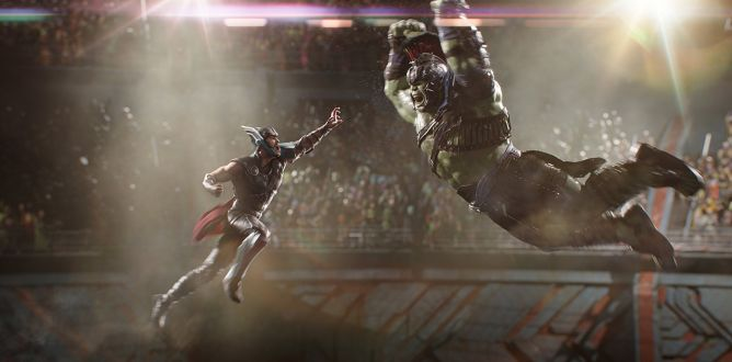 Thor: Ragnarok parents guide