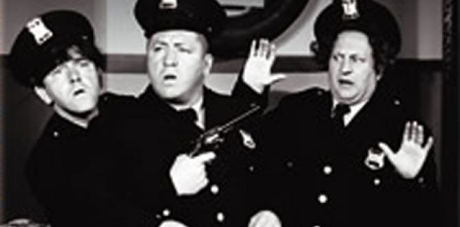 The Three Stooges: Cops and Robbers parents guide
