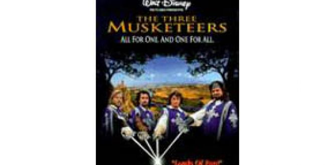 The Three Musketeers parents guide