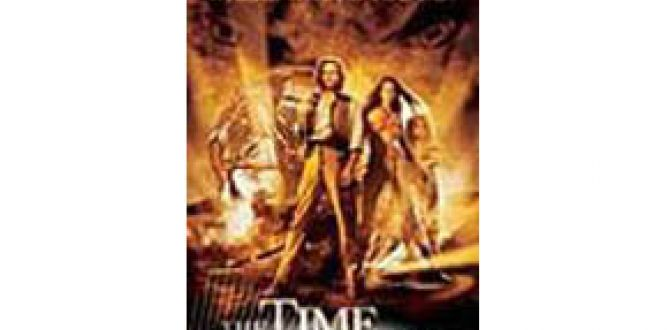 The Time Machine (2002) parents guide