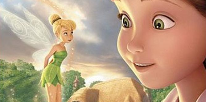Picture from Tinker Bell and the Great Fairy Rescue