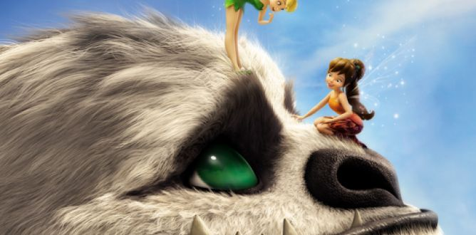 Tinker Bell and the Legend of the NeverBeast parents guide