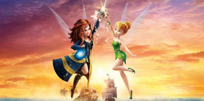 Tinker Bell and the Pirate Fairy parents guide