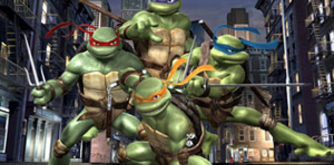 Picture from TMNT Teenage Mutant Ninja Turtles