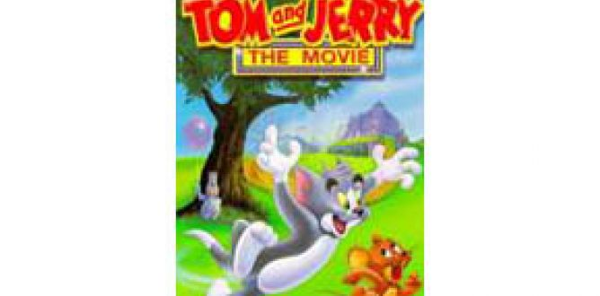 Picture from Tom And Jerry