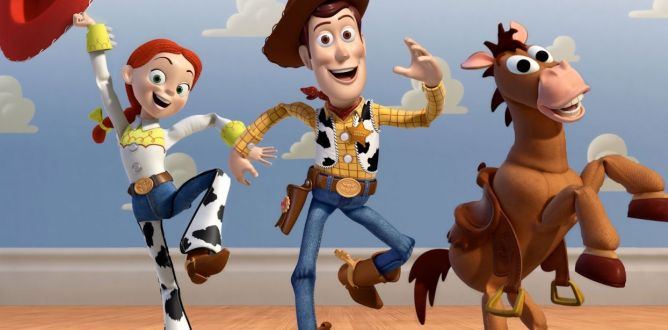 Toy Story 2 parents guide