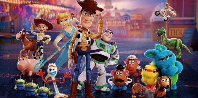 Toy Story 4 parents guide
