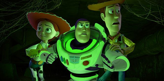 Toy Story of Terror parents guide