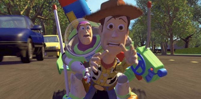 Toy Story parents guide