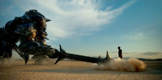 Transformers: The Last Knight parents guide