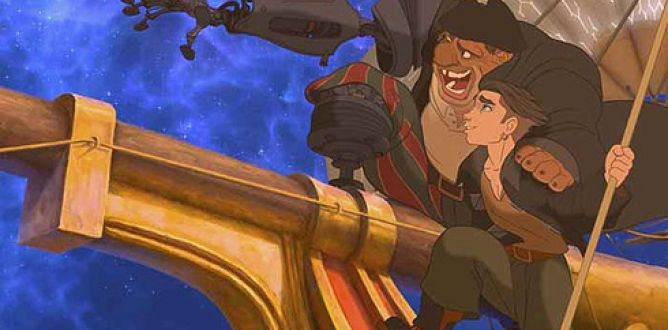 Treasure Planet parents guide