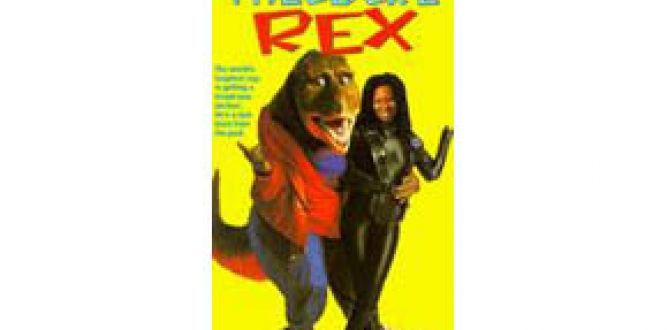 Theodore Rex parents guide