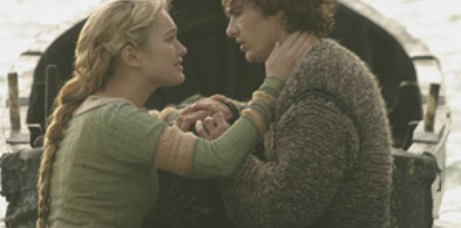 Picture from Tristan & Isolde