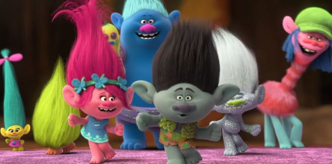Trolls parents guide