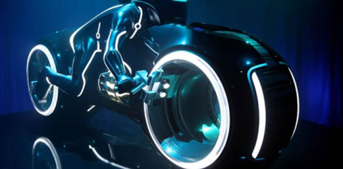 Picture from Tron: Legacy
