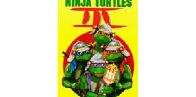 Picture from Teenage Mutant Ninja Turtles III