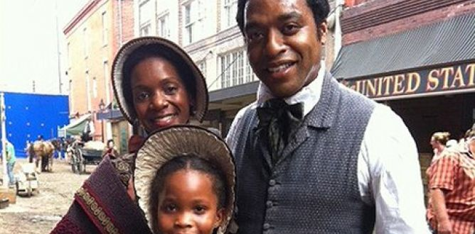 12 Years a Slave parents guide