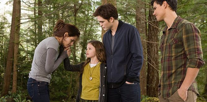 Picture from The Twilight Saga: Breaking Dawn Part 2