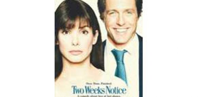 Two Weeks Notice parents guide