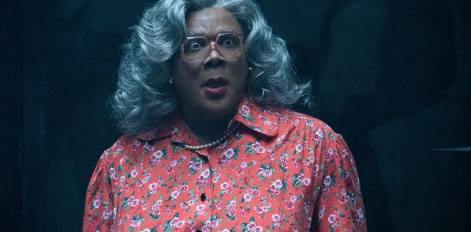Tyler Perry's Boo 2! A Madea Halloween parents guide