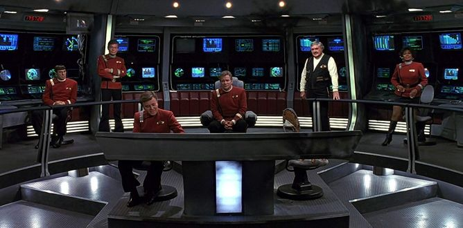 Star Trek VI: The Undiscovered Country parents guide