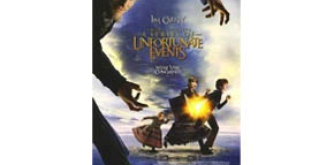 Lemony Snicket's A Series of Unfortunate Events parents guide
