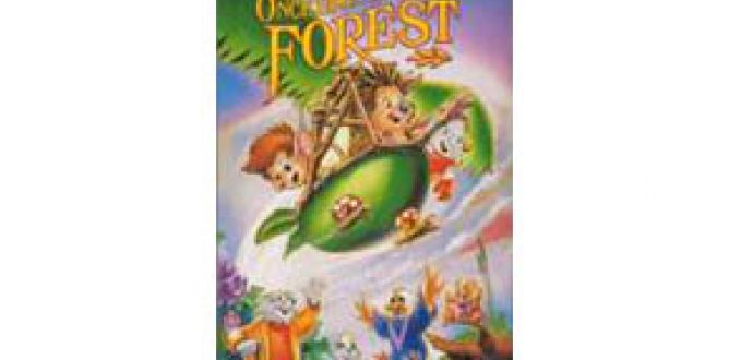 Once Upon A Forest parents guide