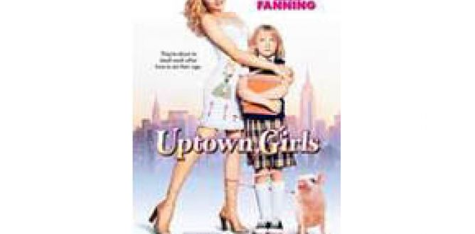 Uptown Girls parents guide