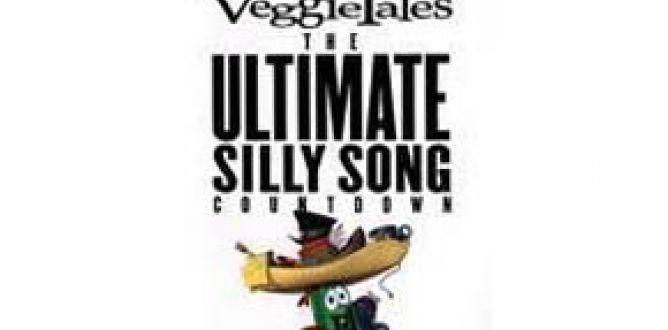 Picture from Veggie Tales: The Ultimate Silly Song Countdown