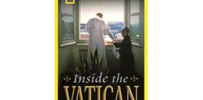 Inside The Vatican parents guide