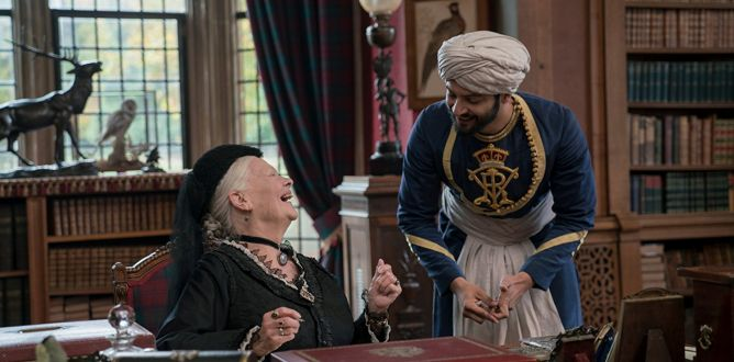 Victoria & Abdul parents guide