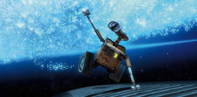 WALL-E parents guide