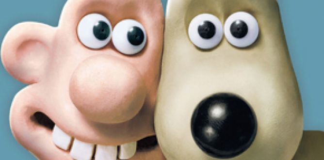 Picture from Wallace and Gromit - The Complete Collection