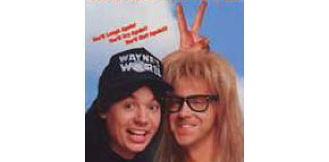 Picture from Wayne's World 2