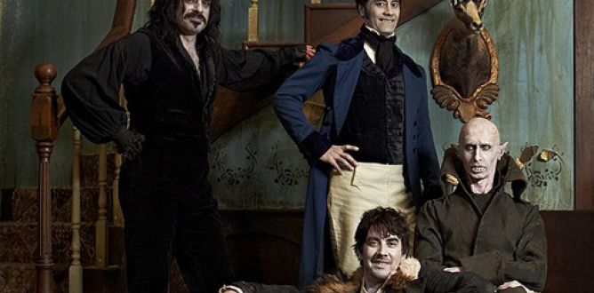What We Do In the Shadows parents guide