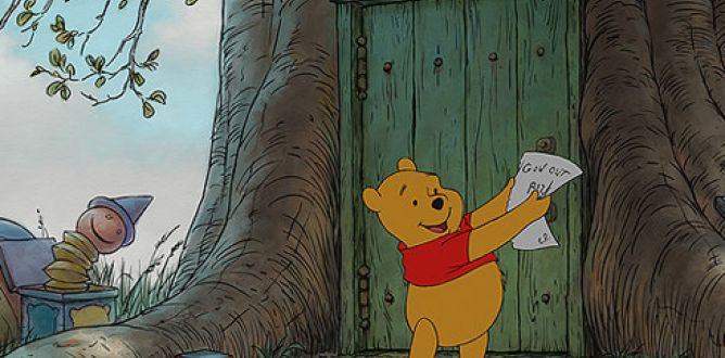 Winnie The Pooh parents guide
