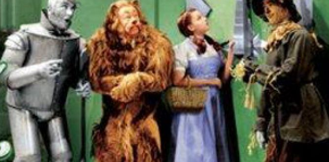 The Wizard Of Oz parents guide